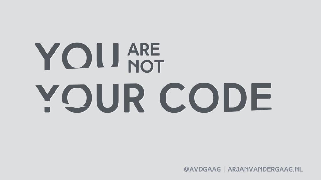 @avdgaag   arjanvandergaag.nl You your code are...