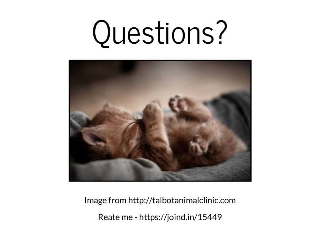 Questions? Image from http://talbotanimalclinic...