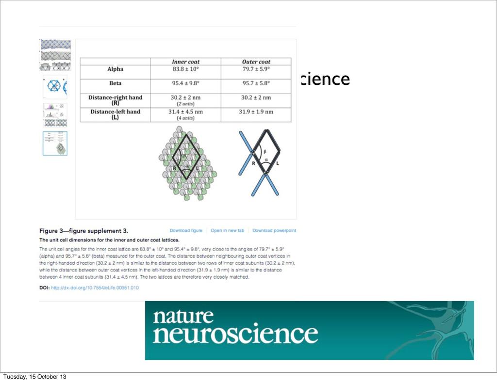 screenshot - journal of Neuroscience Tuesday, 1...