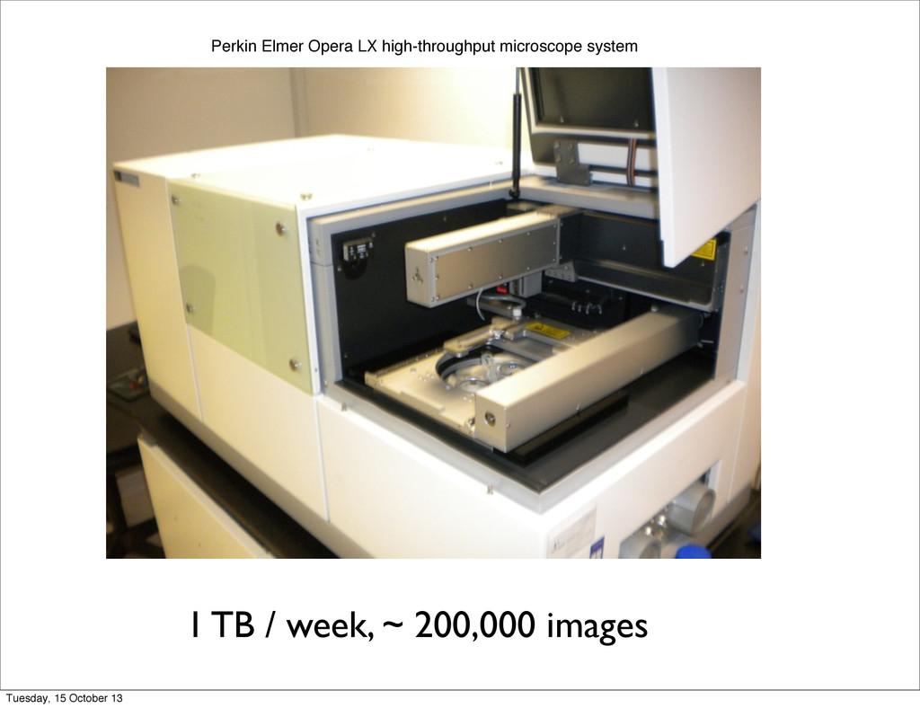 Perkin Elmer Opera LX high-throughput microscop...