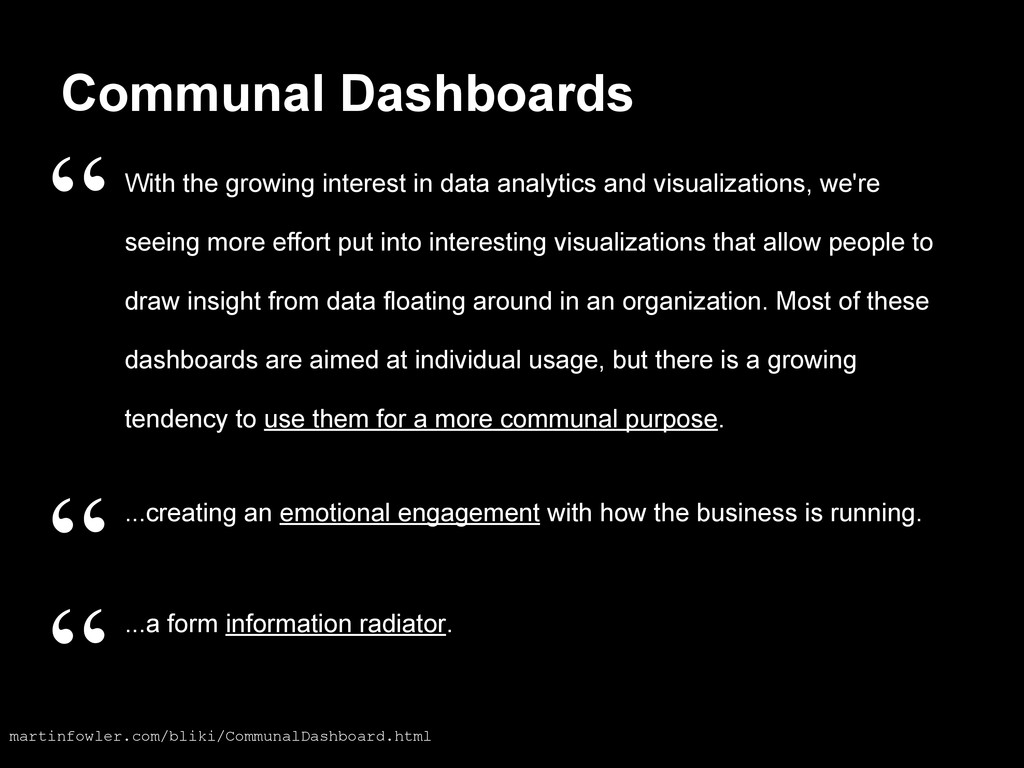 Communal Dashboards With the growing interest i...