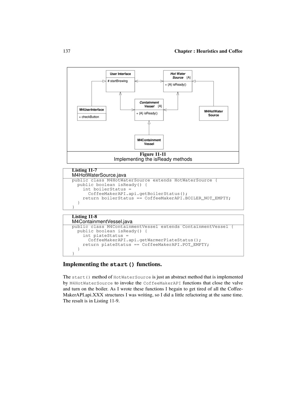 137 Chapter : Heuristics and Coffee Implementin...