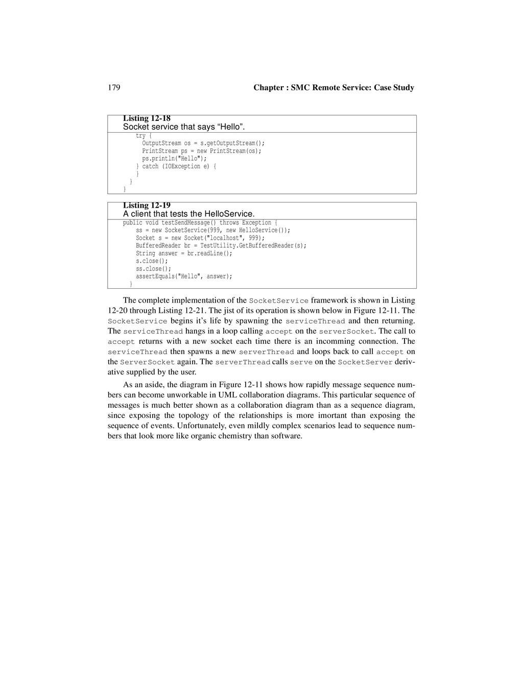179 Chapter : SMC Remote Service: Case Study Th...