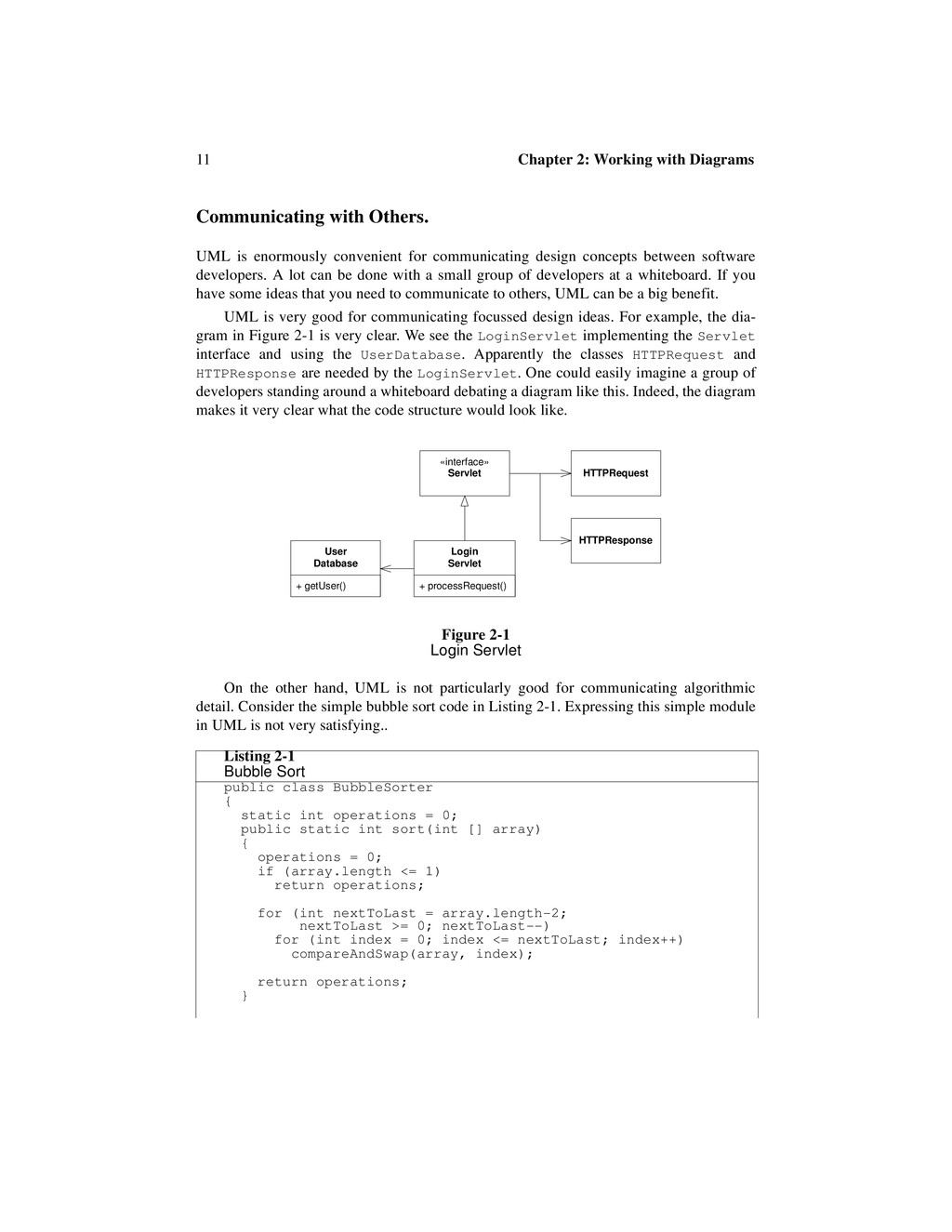 11 Chapter 2: Working with Diagrams Communicati...