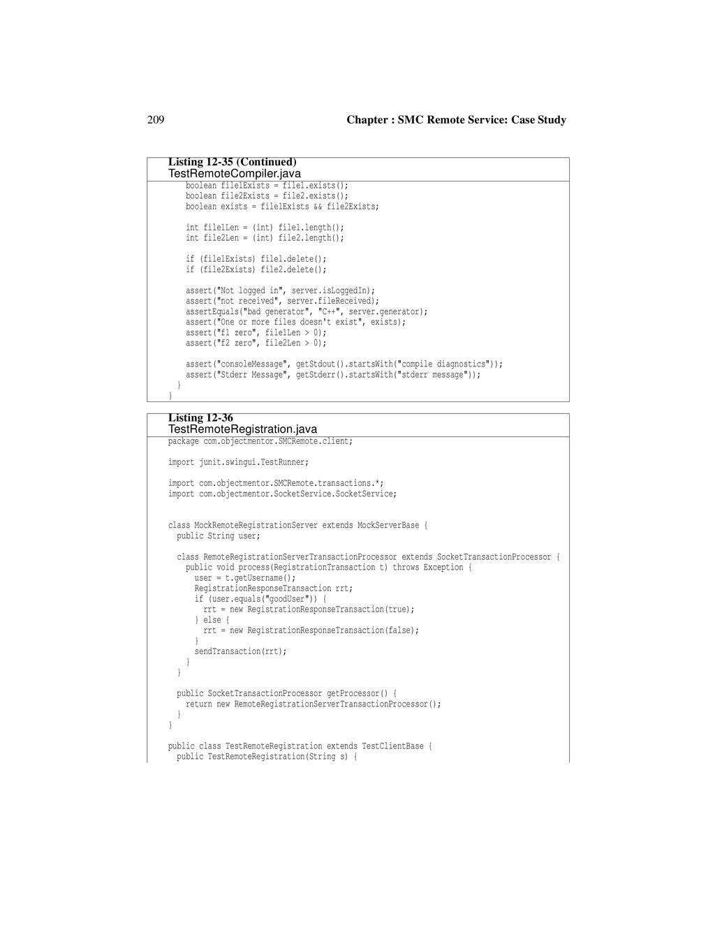 209 Chapter : SMC Remote Service: Case Study bo...