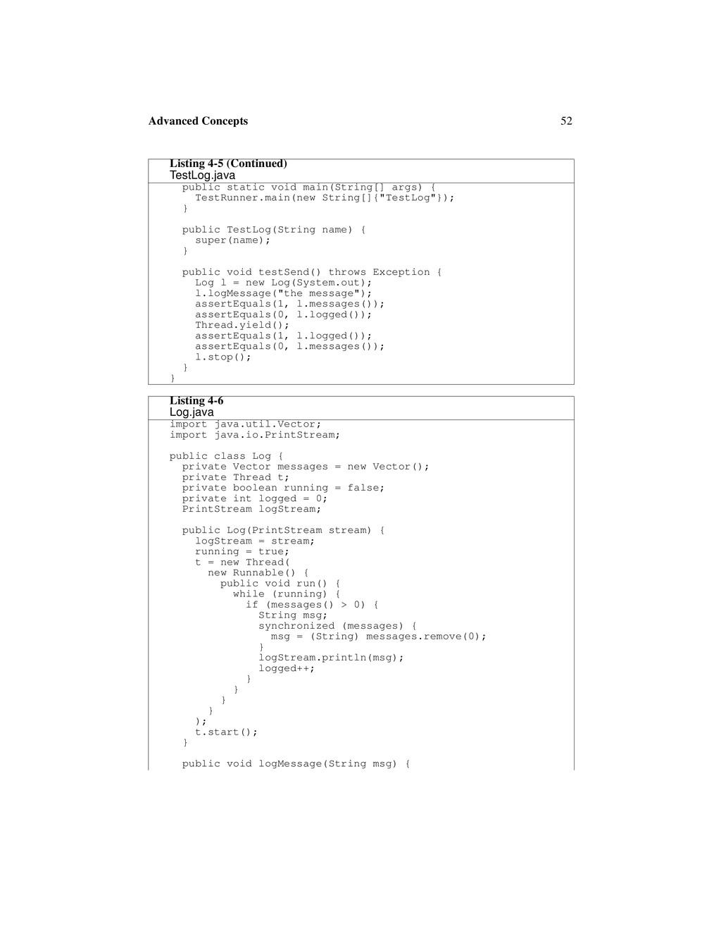 52 Advanced Concepts public static void main(St...