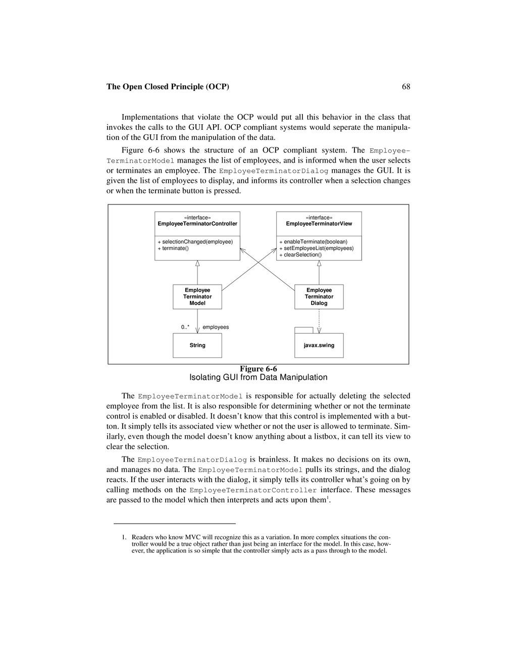 68 The Open Closed Principle (OCP) Implementati...