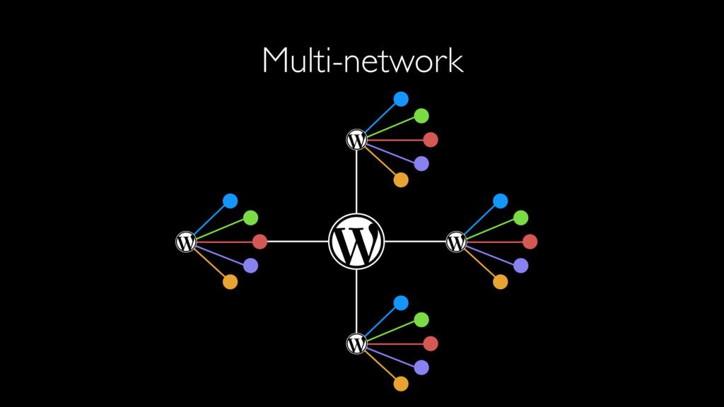 Multi-network