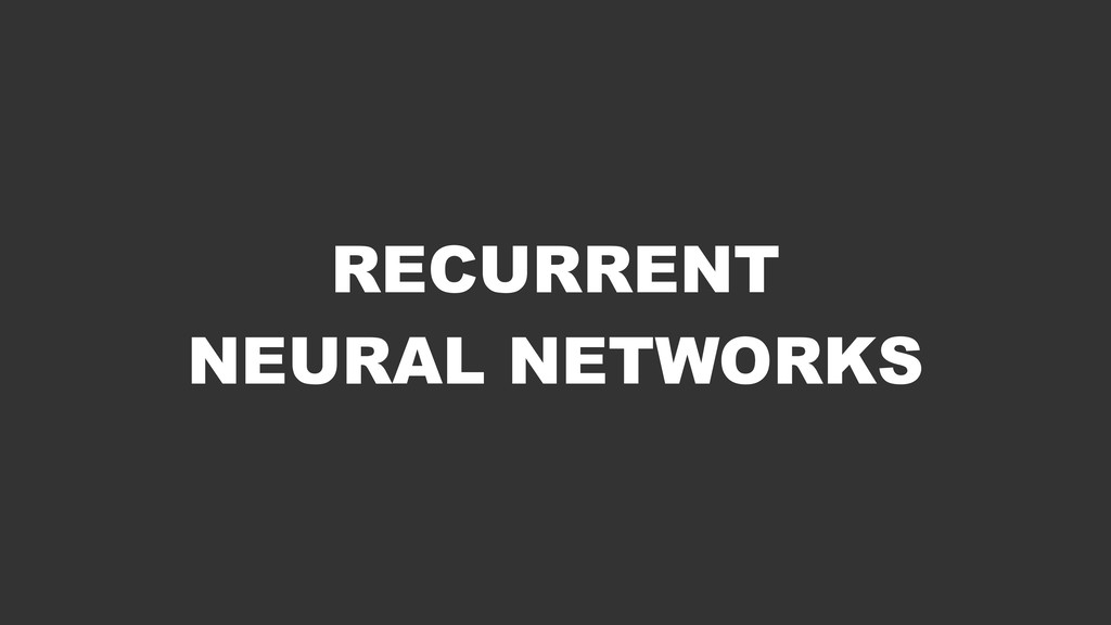 RECURRENT