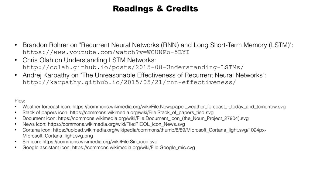 "• Brandon Rohrer on ""Recurrent Neural Networks ..."