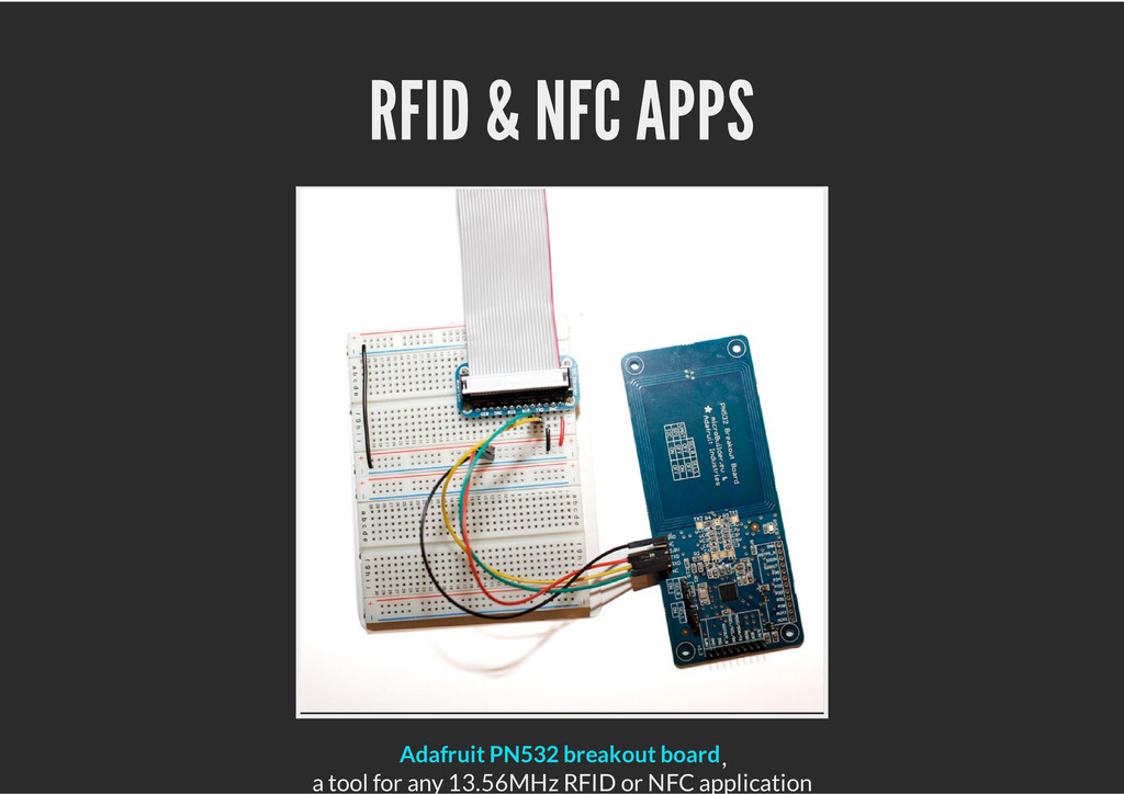 RFID & NFC APPS , a tool for any 13.56MHz RFID ...