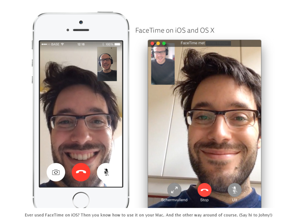 FaceTime on iOS and OS X Ever used FaceTime on ...