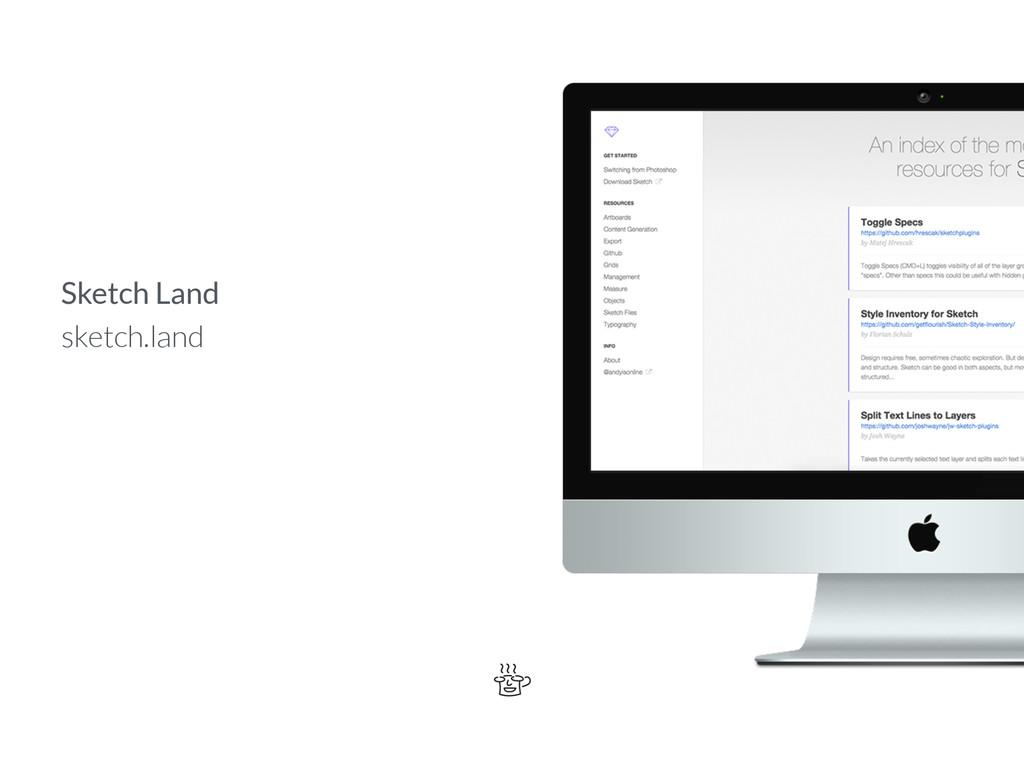 Sketch Land sketch.land
