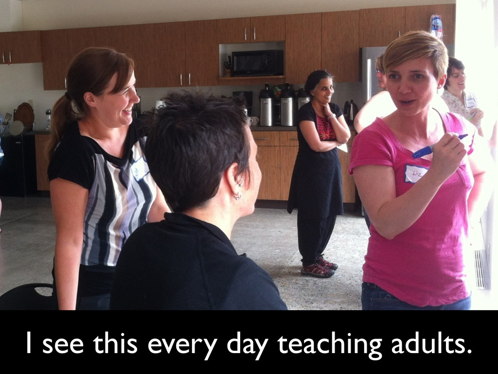 CSTA - July 16, 2013 I see this every day teach...