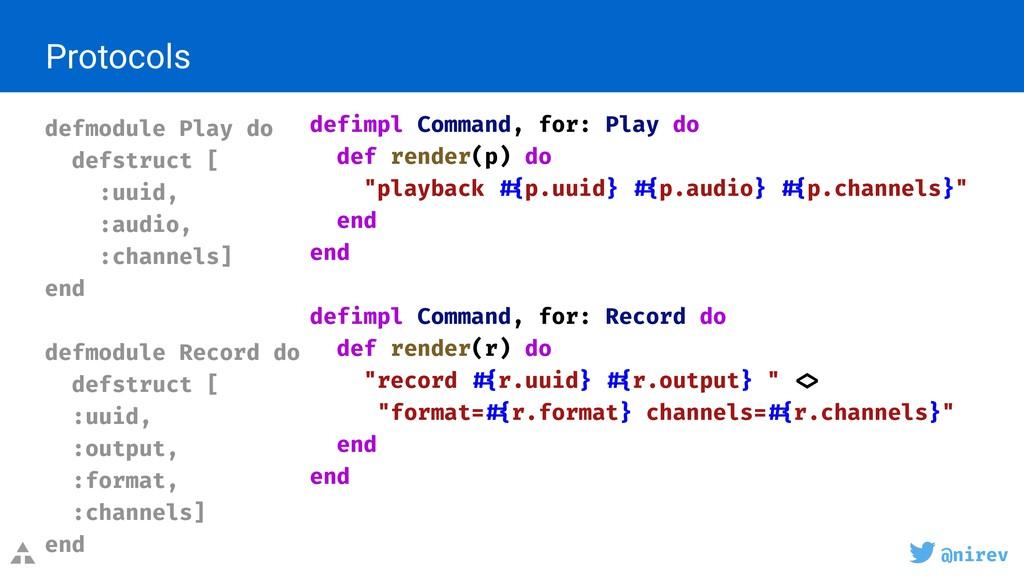 @nirev defimpl Command, for: Play do def render...