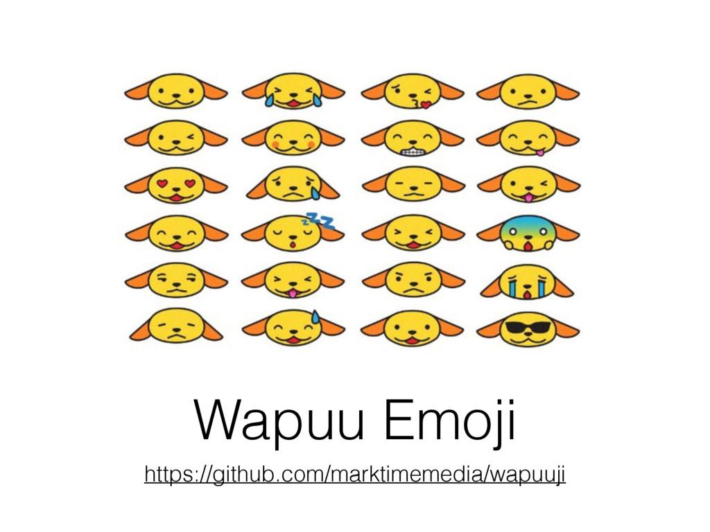 Wapuu Emoji https://github.com/marktimemedia/wa...