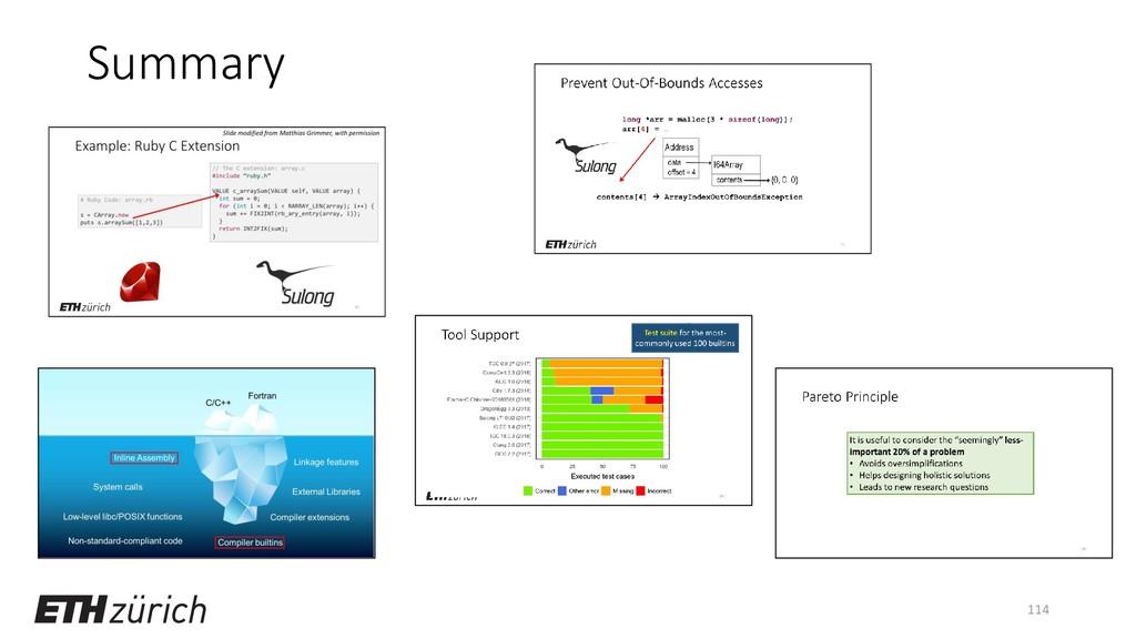 Summary 114