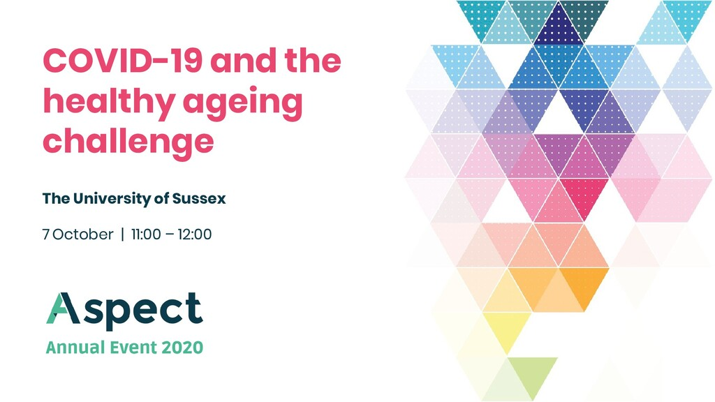 COVID-19 and the healthy ageing challenge The U...