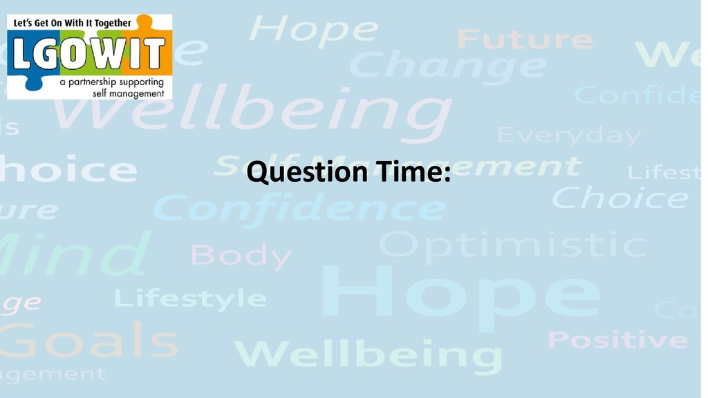 Question Time: