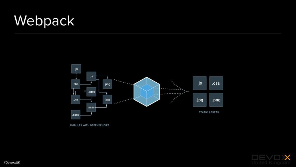 #DevoxxUK Webpack