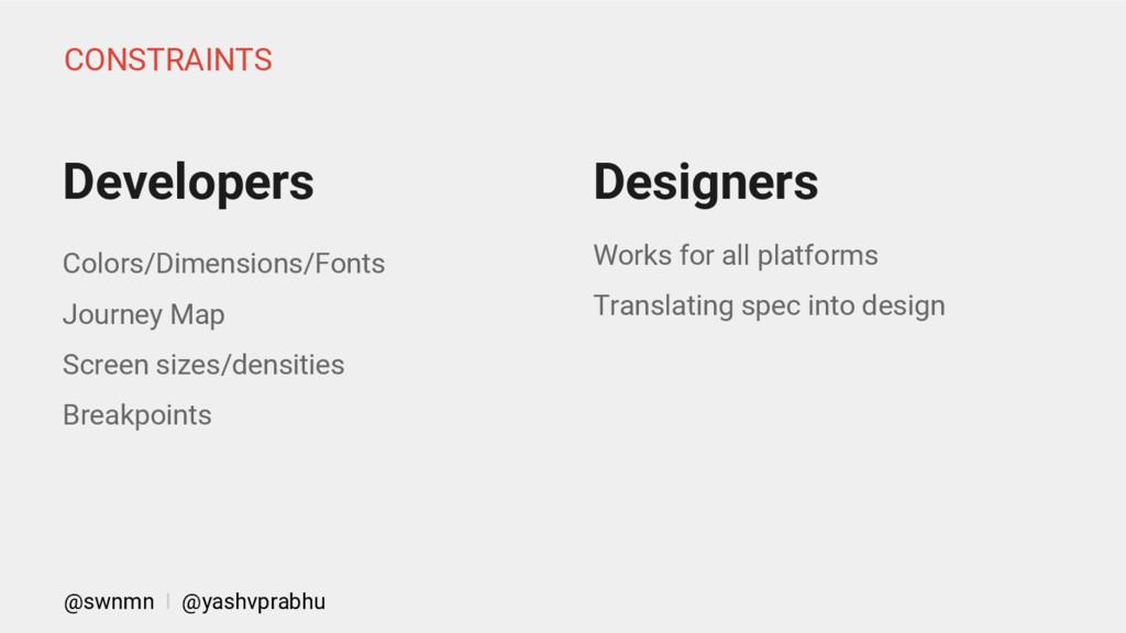Designers Works for all platforms Translating s...