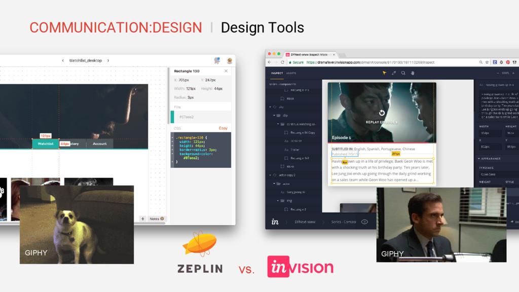 GIPHY COMMUNICATION:DESIGN I Design Tools GIPHY...