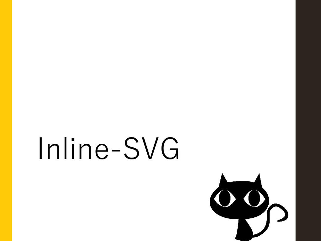 Inline-SVG