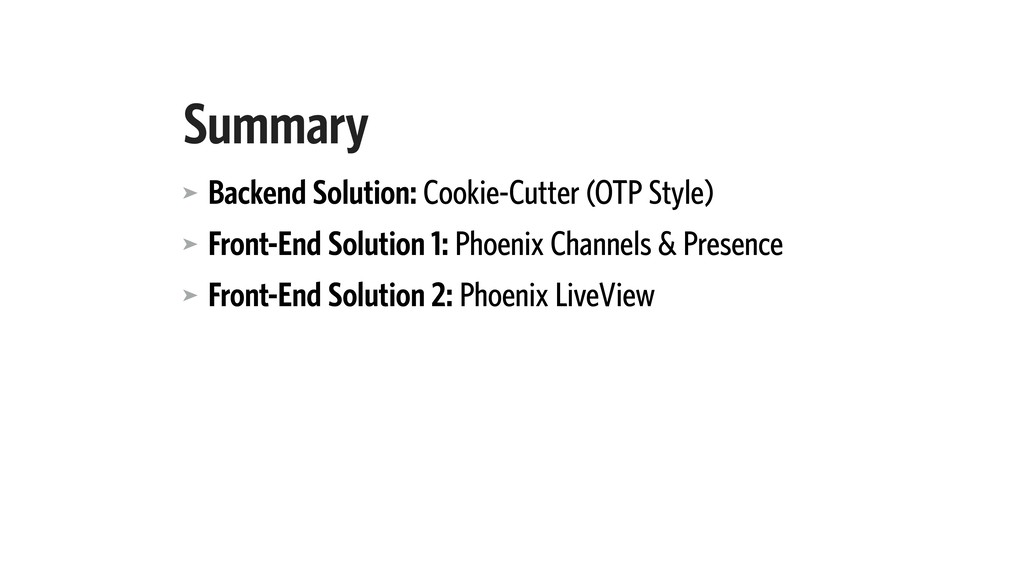 Summary ➤ Backend Solution: Cookie-Cutter (OTP ...