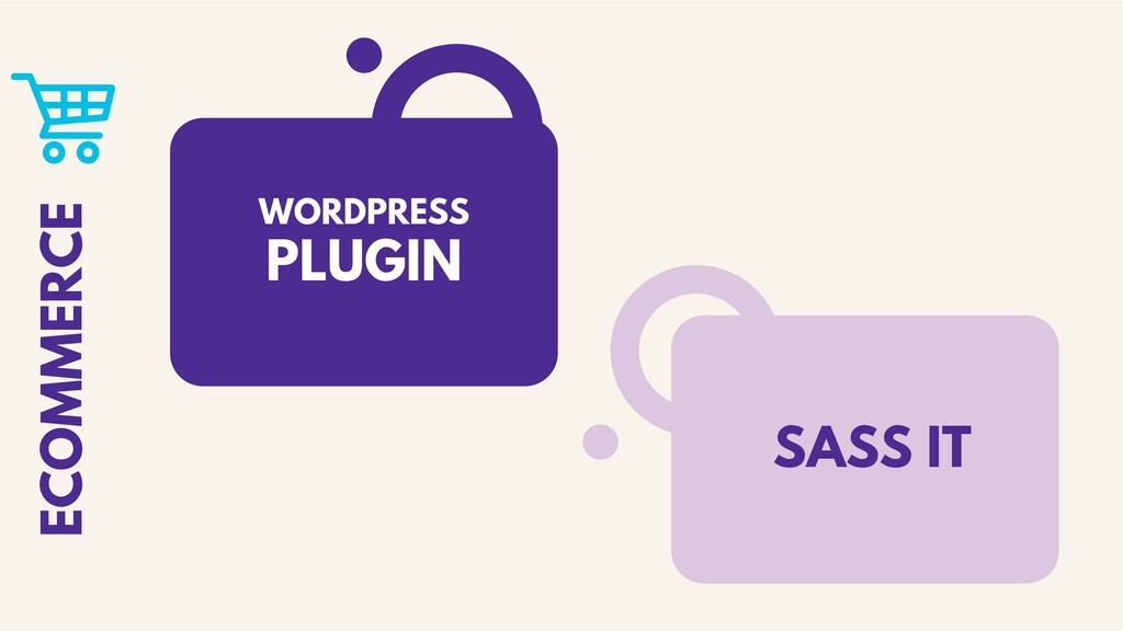 ECOMMERCE WORDPRESS PLUGIN SASS IT