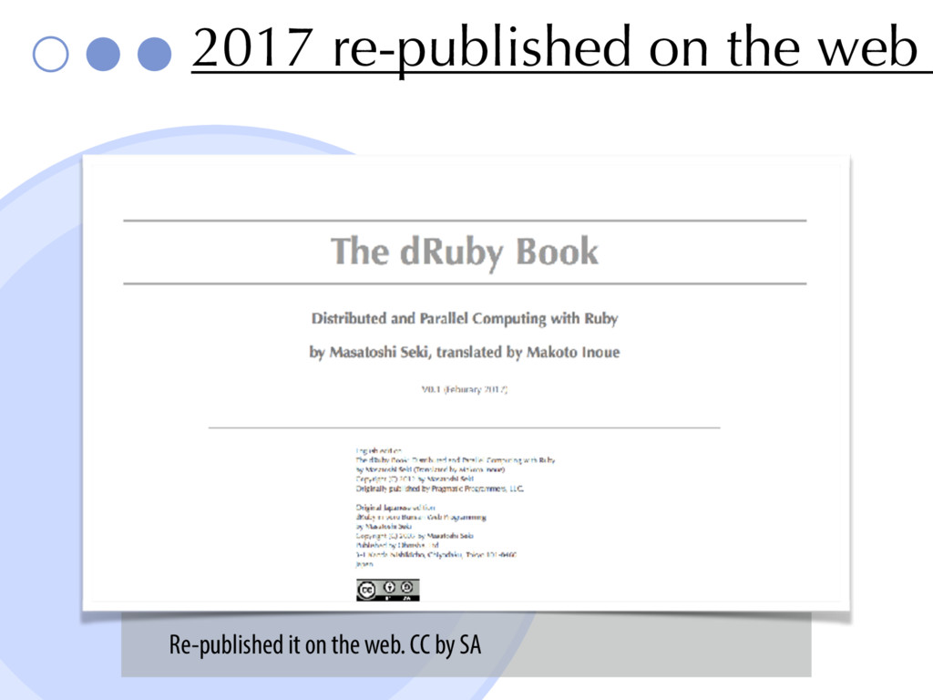 2017 re-published on the web Re-published it on...