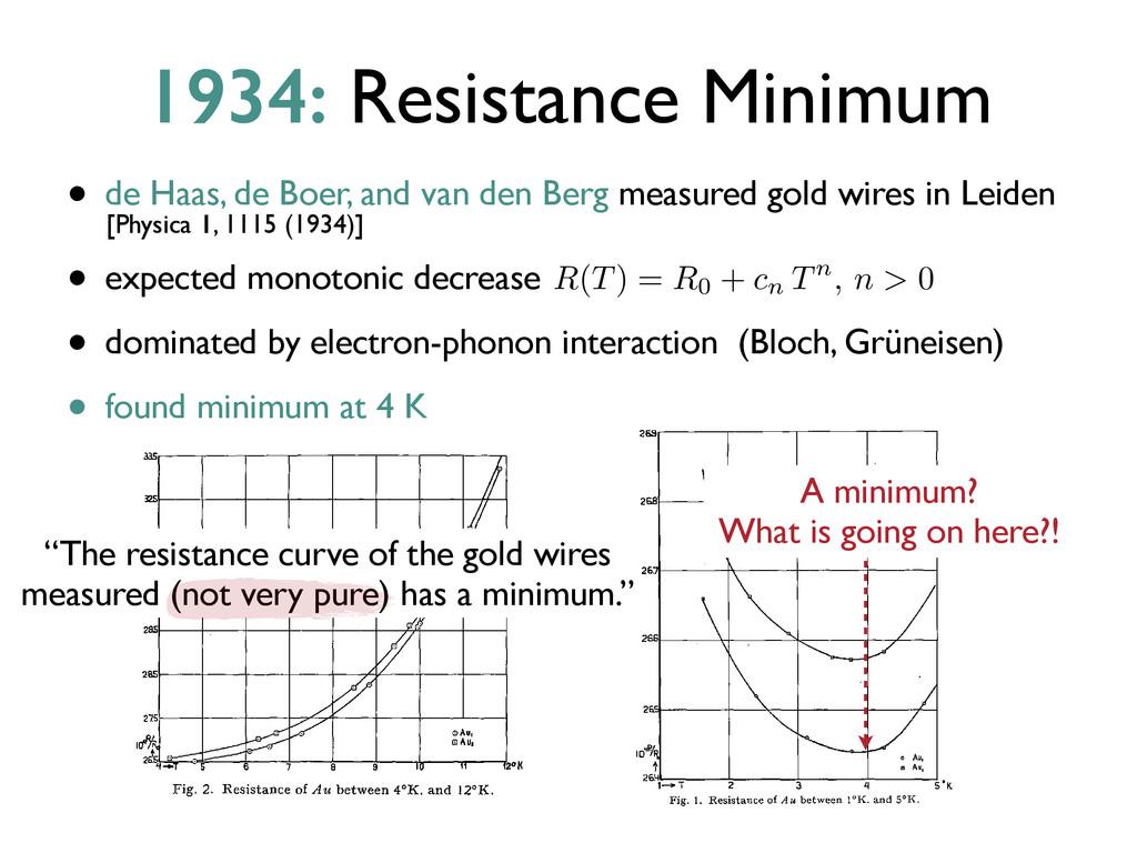 • de Haas, de Boer, and van den Berg measured g...