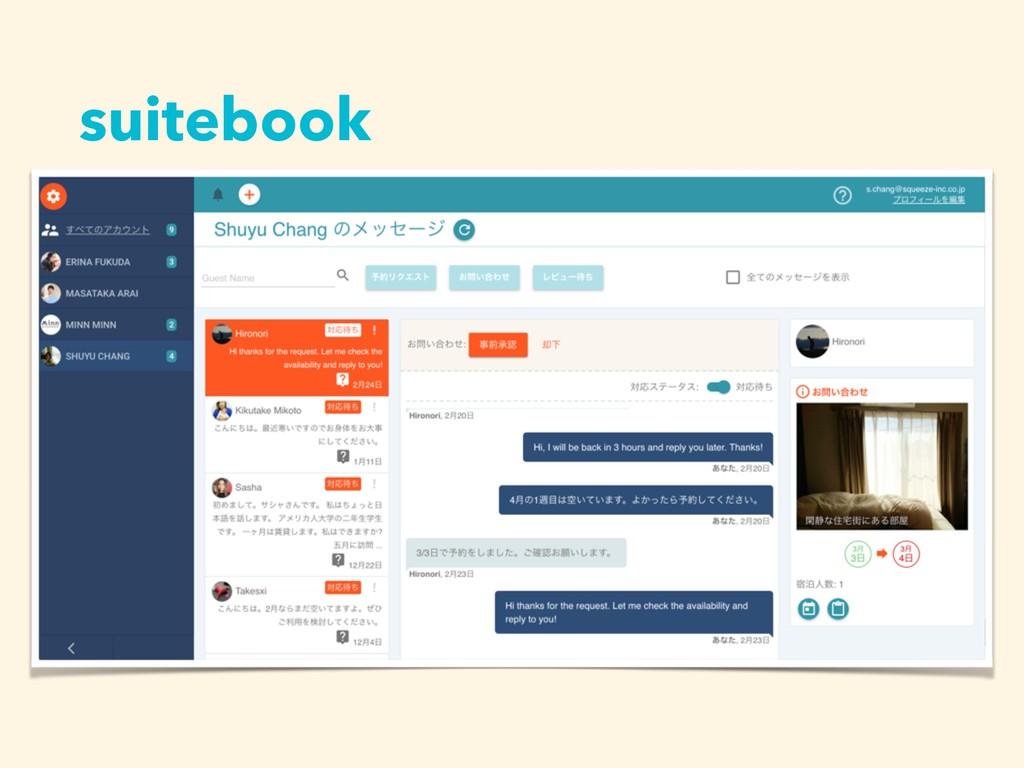 suitebook