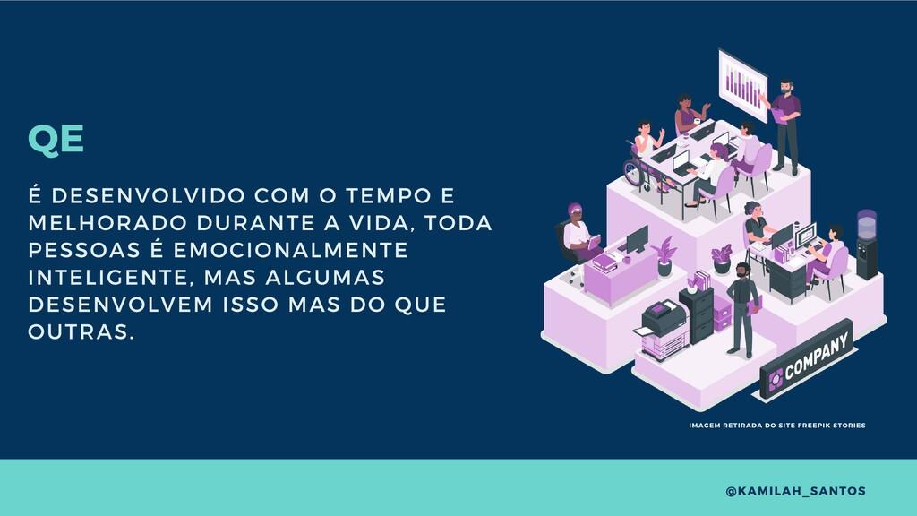 QE É DESENVOLVIDO COM O TEMPO E MELHORADO DURAN...