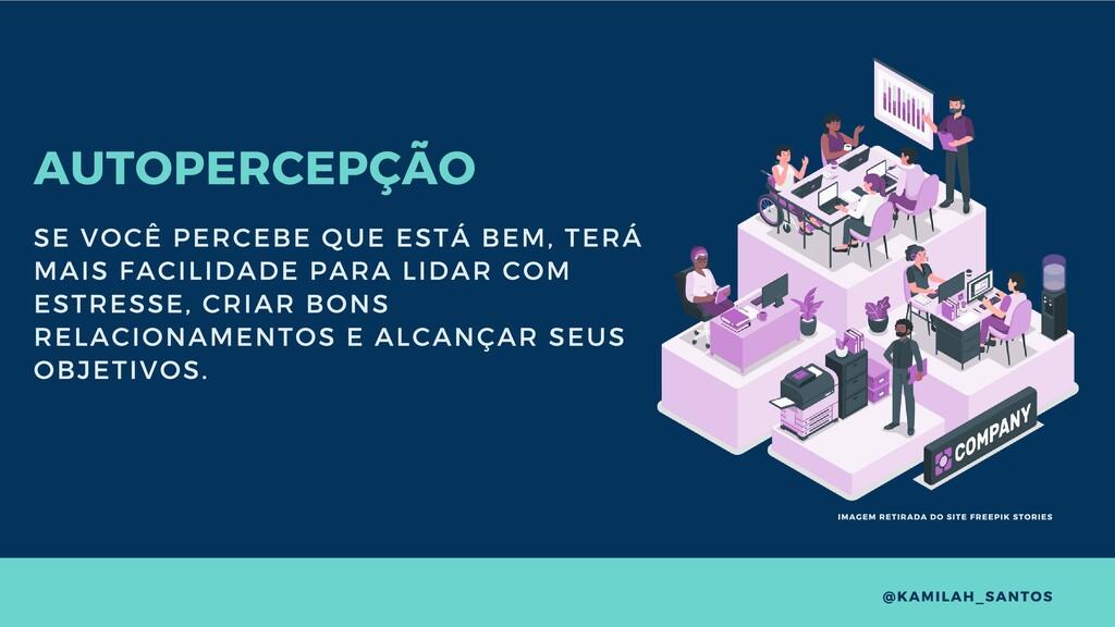 AUTOPERCEPÇÃO SE VOCÊ PERCEBE QUE ESTÁ BEM, TER...