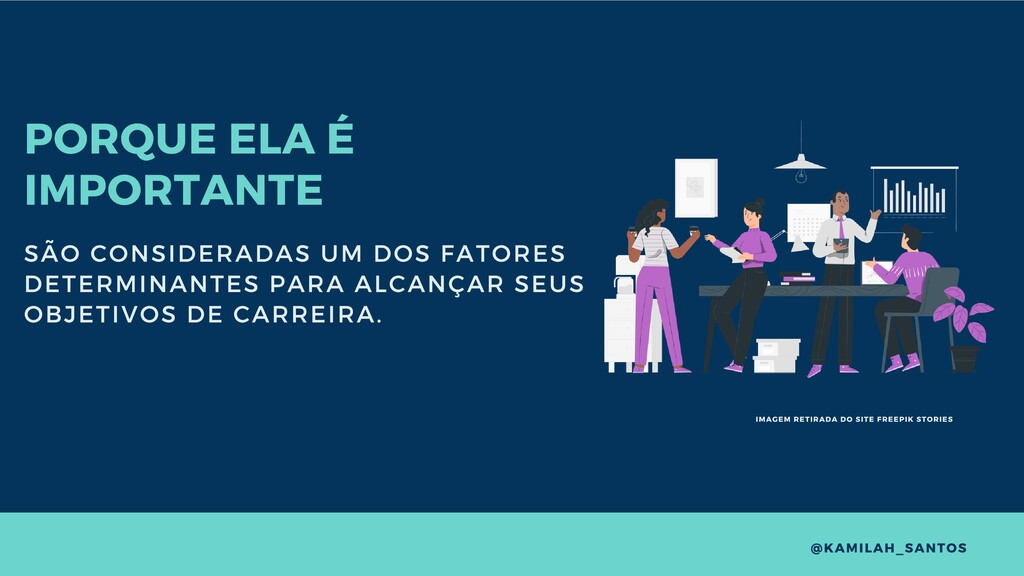 PORQUE ELA É IMPORTANTE SÃO CONSIDERADAS UM DOS...