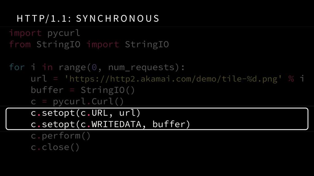 import pycurl from StringIO import StringIO for...