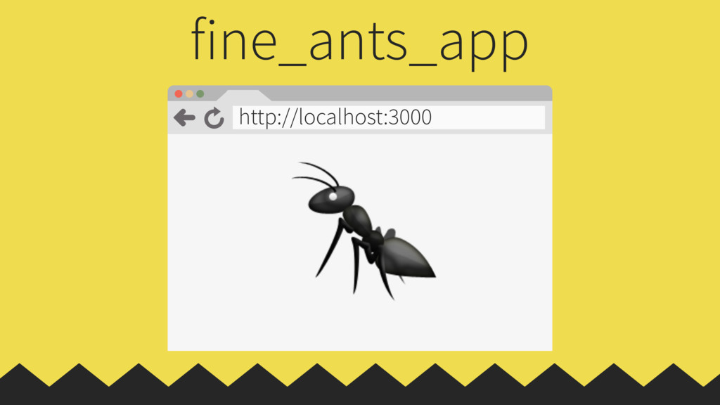 fine_ants_app  http://localhost:3000