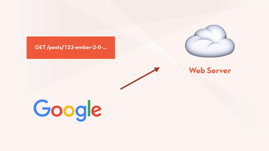 ☁ Web Server GET /posts/123-ember-2-0-…