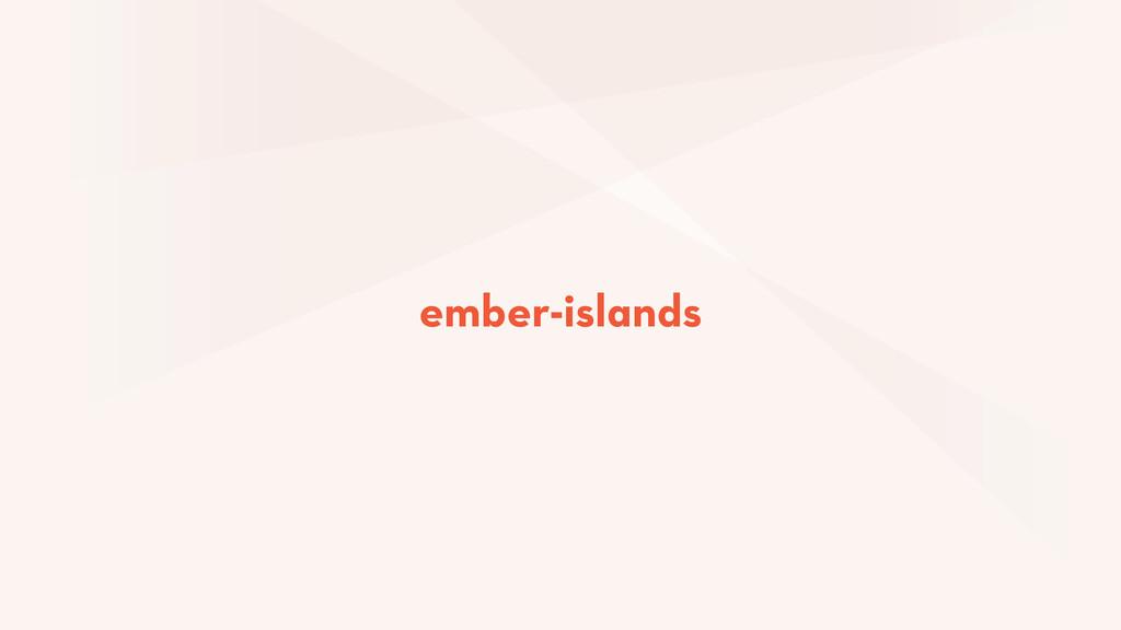 ember-islands