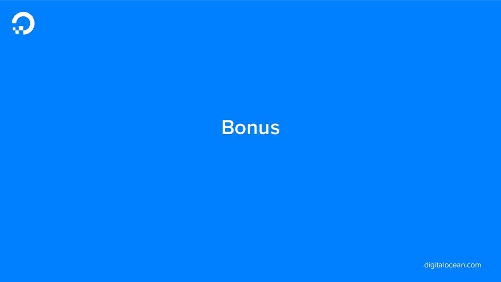 digitalocean.com Bonus