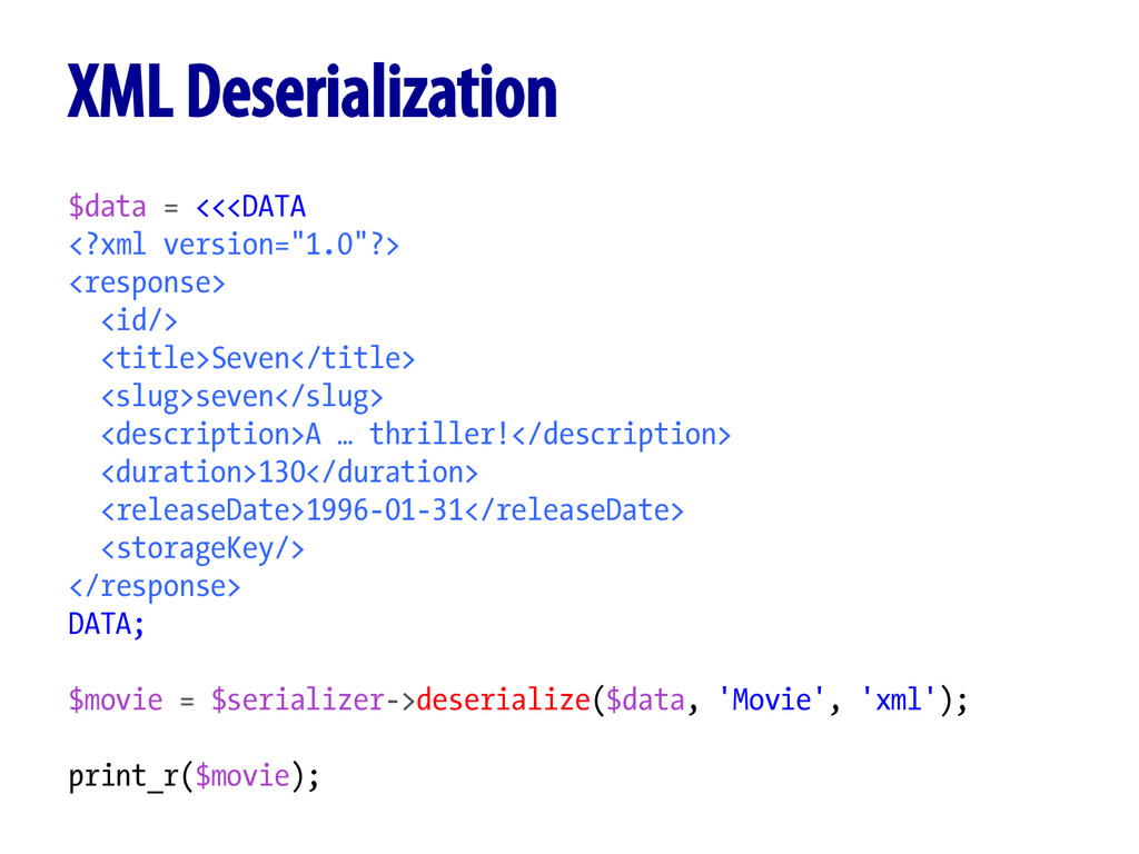 "$data = <<<DATA <?xml version=""1.0""?> <response..."