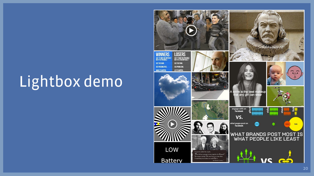 Lightbox demo 20