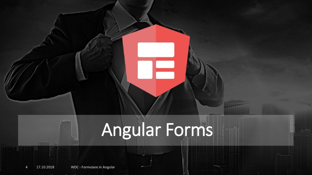 Angular Forms 17.10.2018 WDC - Formulare in Ang...