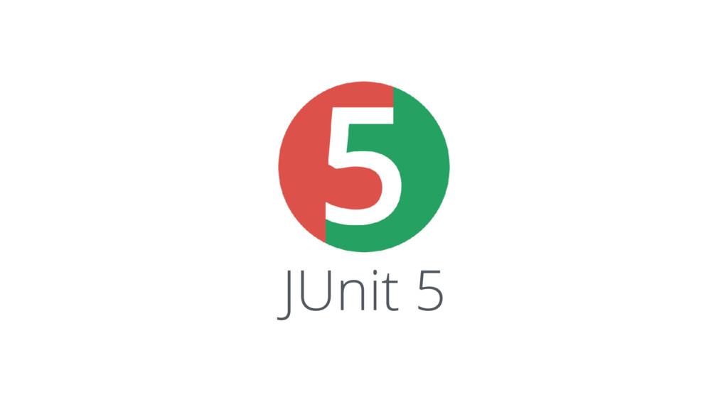 JUnit 5