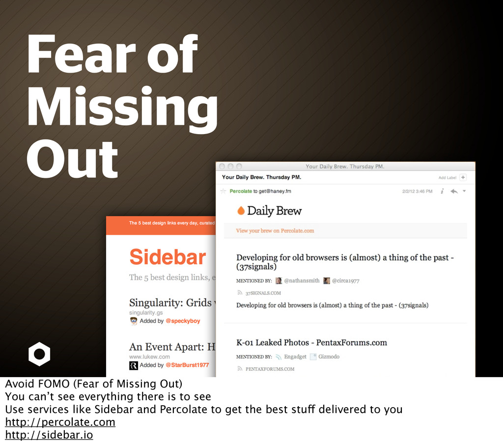 Fear of Missing Out Avoid FOMO (Fear of Missing...