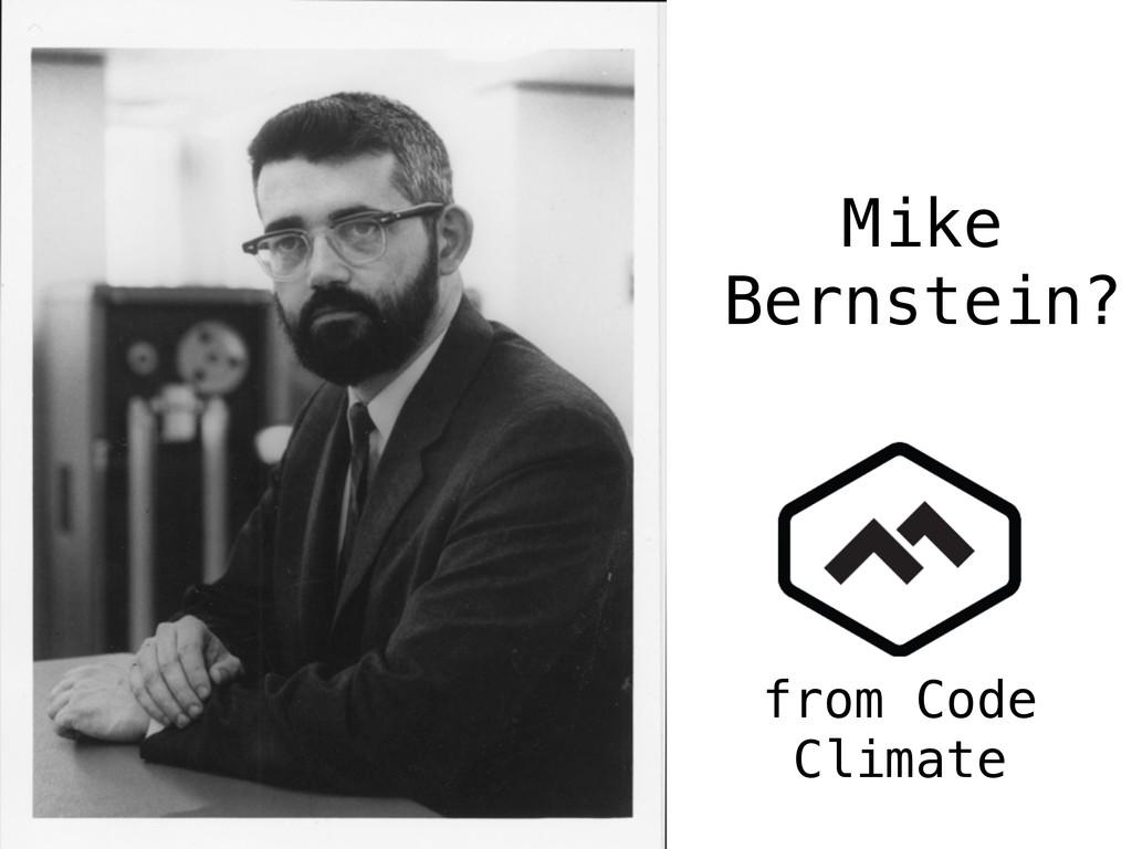 Courtesy MIT Museum Mike Bernstein? from Code C...