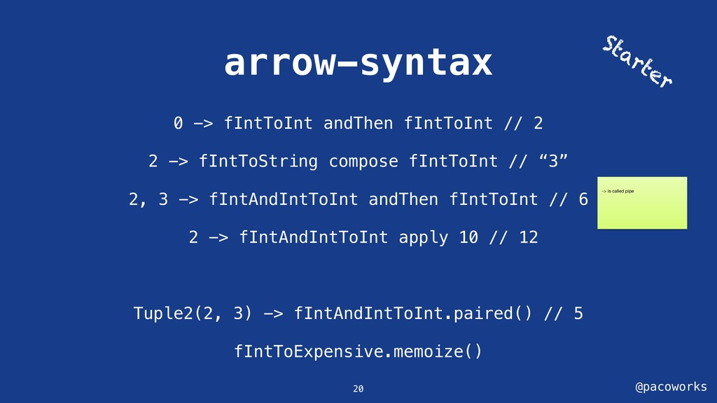 @pacoworks arrow-syntax 20 0 -> fIntToInt andTh...