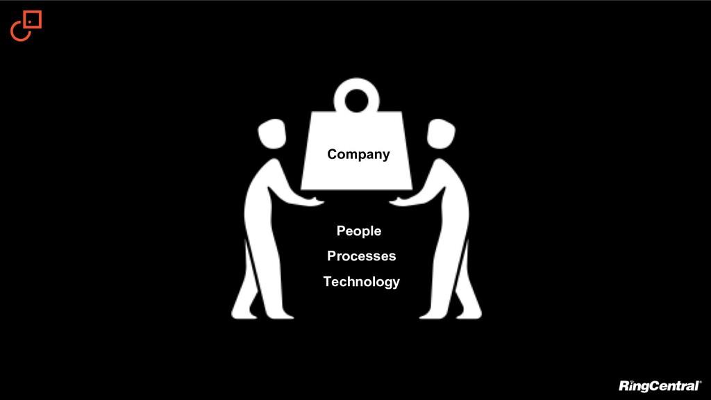 Company People Technology Processes