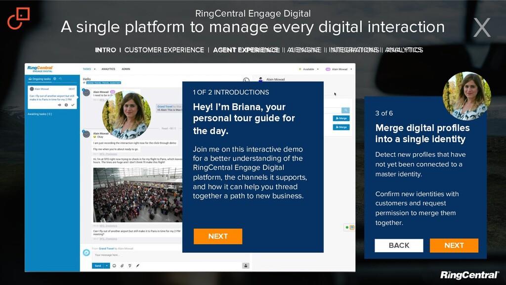 A single platform to manage every digital inter...