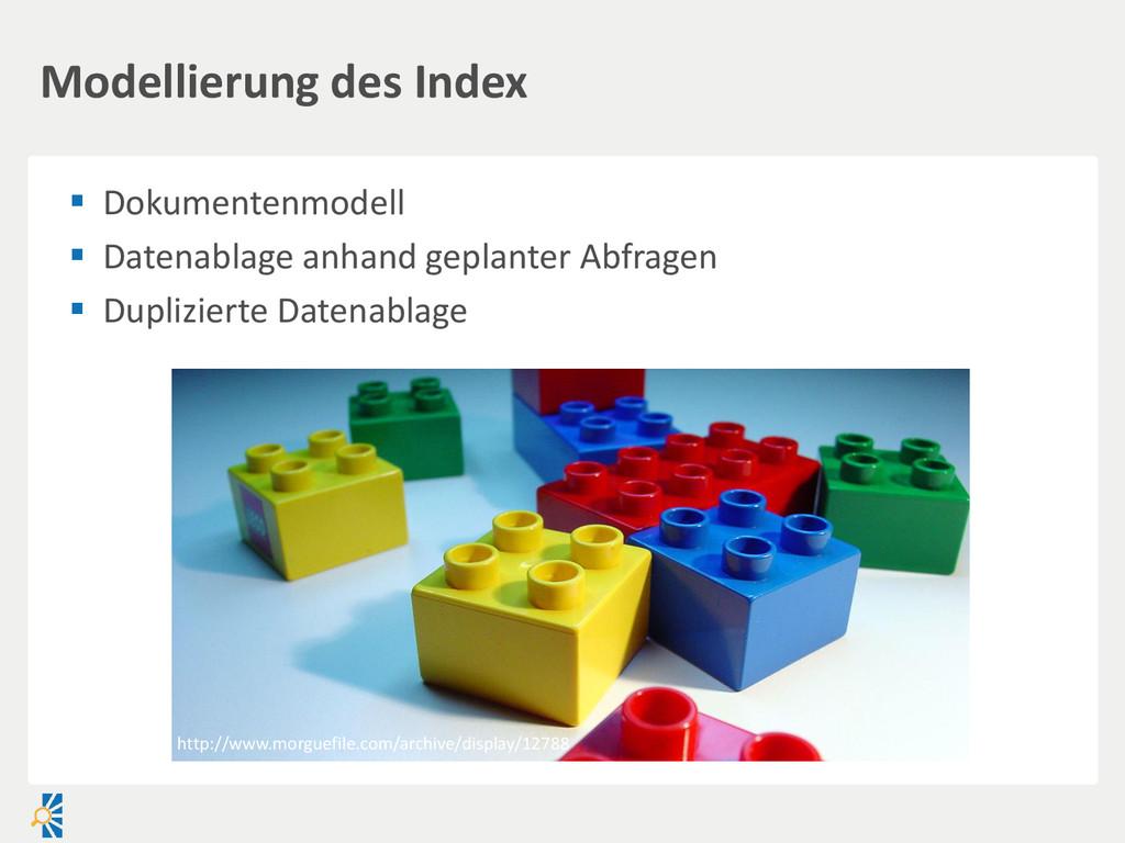  Dokumentenmodell  Datenablage anhand geplant...